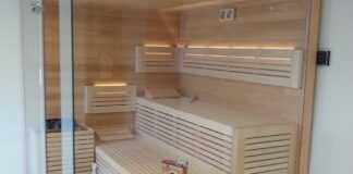 finská sauna - saunaproject.cz